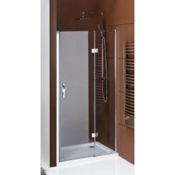 LEGRO drzwi prysznicowe do wnęki 1100mm, szkło czyste