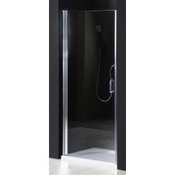 ONE drzwi prysznicowe do wnęki 800 mm, szkło czyste