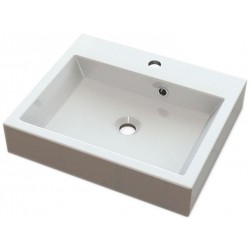 ORINOKO umywalka 50x42cm, kompozyt