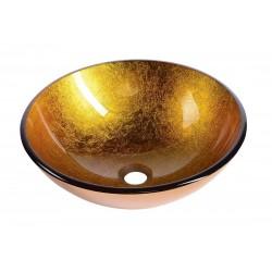 AGO umywalka szklana, średnica 42 cm