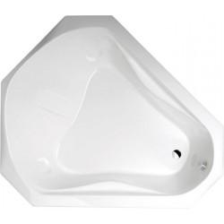 SAMORA wanna specjalna  163x139x51cm, biała