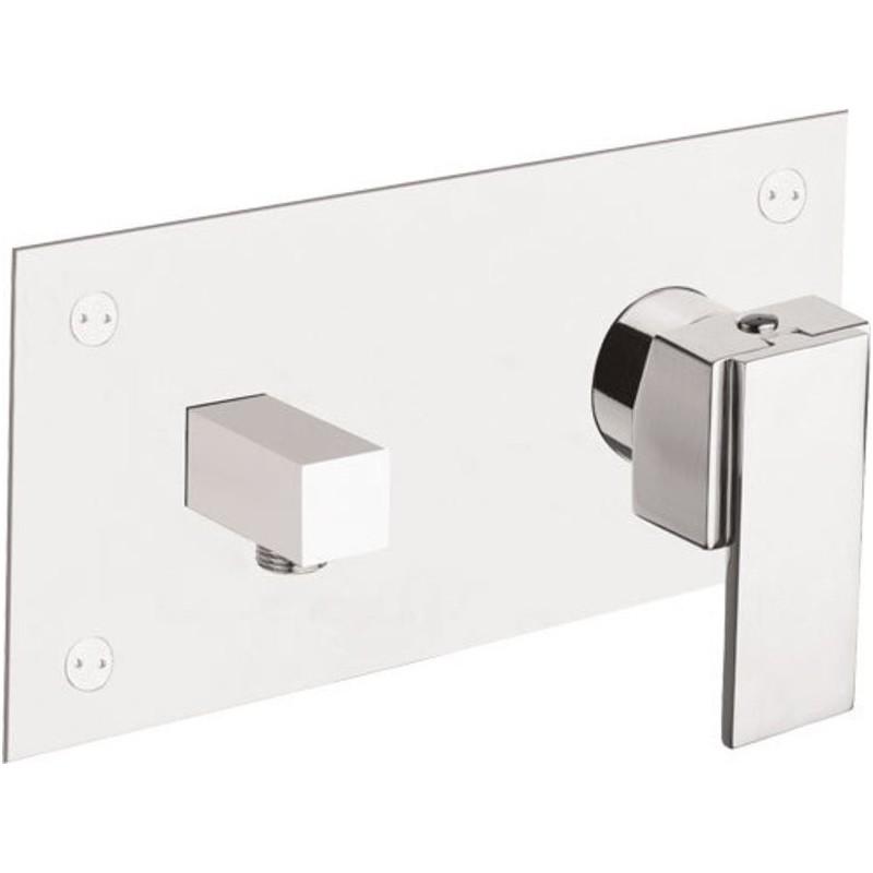 MASTERMAX podtynkowa bateria prysznicowa z wylotem do rączki prysznicowej, chrom