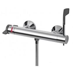 MR naścienna bateria prysznicowa, termostatyczna, dla niepełnosprawnych, chrom