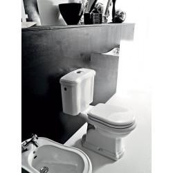 RETRO WC kombi 38,5x41x72cm, dolny odpływ