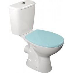 JUAN kompakt WC ze spłuczką oraz mechanizmem spłukującym, tylny odpł. (FS1PKC77)