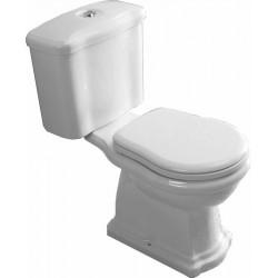 Kombi WC Retro,dolny odpływ