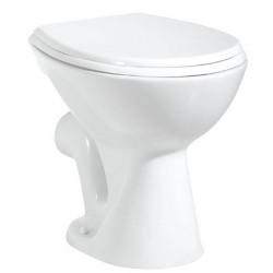 Misa WC 36x47cm, tylny odpływ, biała