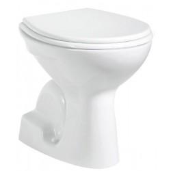 Misa WC 36x47cm, dolny odpływ, biała