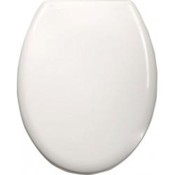ALICANTE deska WC, polypropylen, biała