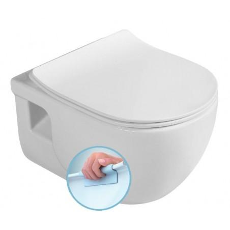 BRILLA WC miska podwieszana, rimless