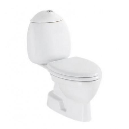 KID WC kompakt dla dzieci,dolny odpływ, biała