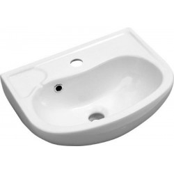 Umywalka ceramiczna 45x35 cm (3019)