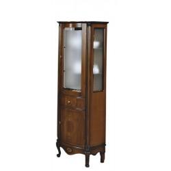 GIGLIO szafka wysoka 50x170x39,5 cm, noce