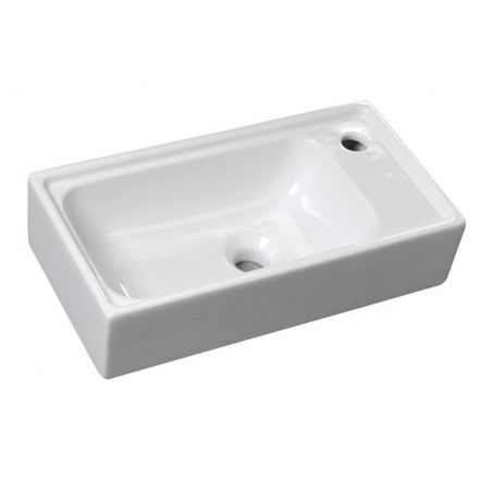 ORION umywalka ceramiczna 50x25cm