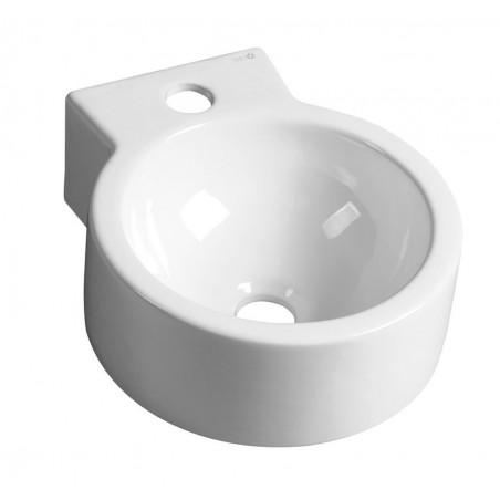JAVEA umywalka ceramiczna 28x11x33,5cm