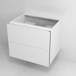 AVICE szafka umywalkowa 60x50x48cm, biała