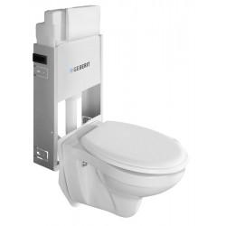 WC-ZESTAW komplet promocyjny (WC TAURUS+zbiornik GEBERIT+przycisk+deska WC)