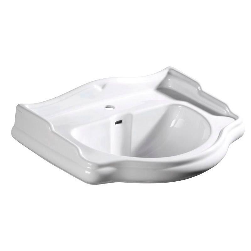 RETRO umywalka ceramiczna 73x54cm
