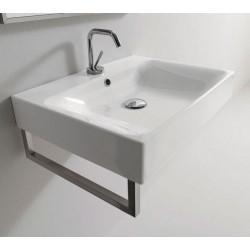 CENTO umywalka ceramiczna 60x45cm