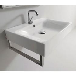 CENTO umywalka ceramiczna 70x45cm