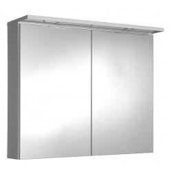 KAWA LED szafka z oświetleniem LED 80x70x24cm, bialy