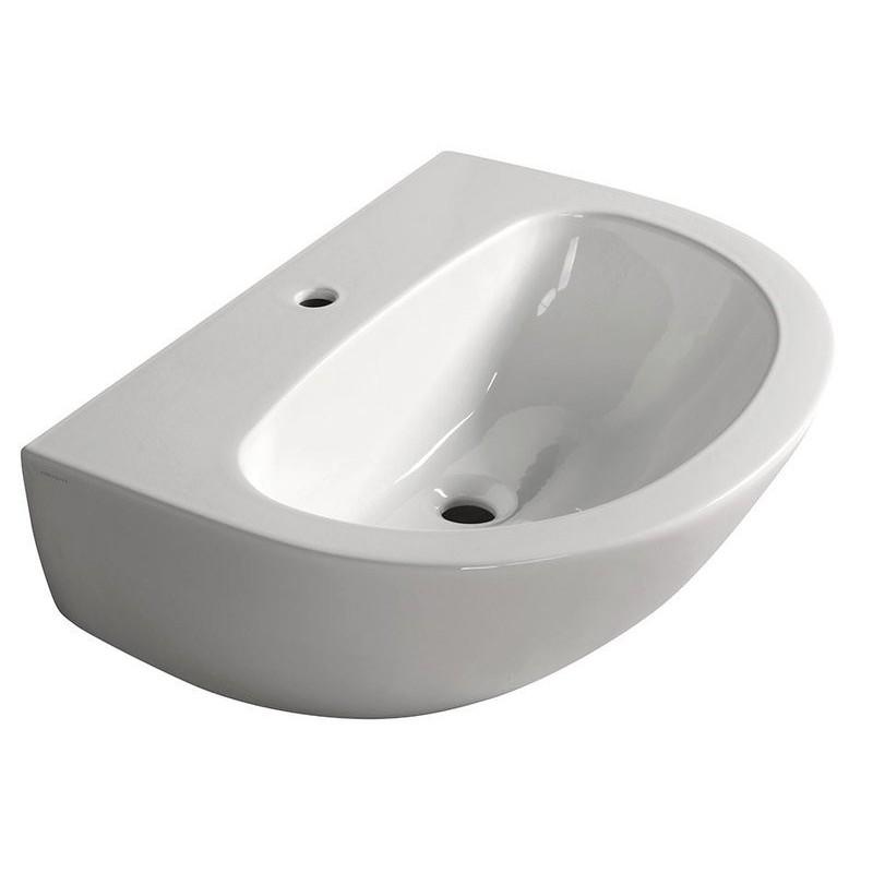 AQUATECH umywalka ceramiczna 70x52cm, bez przelewu