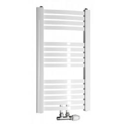 STING grzejnik łazienkowy, 450x817 mm, 328 W, biały