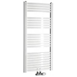 STING grzejnik łazienkowy, 650x1237 mm, 679 W, biały