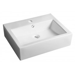SEVILLA umywalka ceramiczna 56x16x45cm