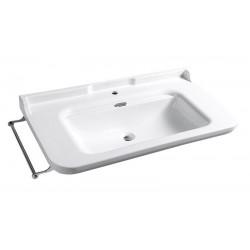 WALDORF umywalka ceramiczna 100x55cm