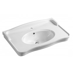 ANTIK umywalka ceramiczna 80x50 cm