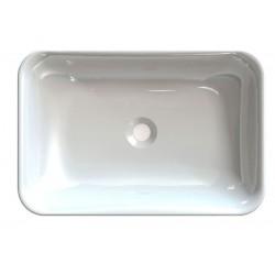 ASTORIA umywalka kompozytowa 55x37cm, biała