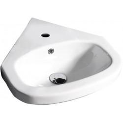 VITROYA umywalka narożna 45x45cm