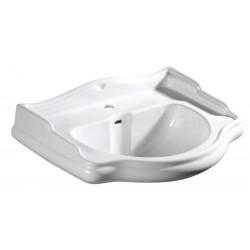 RETRO umywalka ceramiczna 56x46,5cm