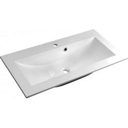 YUKON umywalka kompozytowa 70x45cm, biała