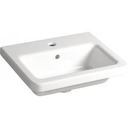 CITY umywalka ceramiczna 50x18x40cm