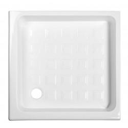 RETRO brodzik prysznicowy ceramiczny, kwadrat 90x90x20cm
