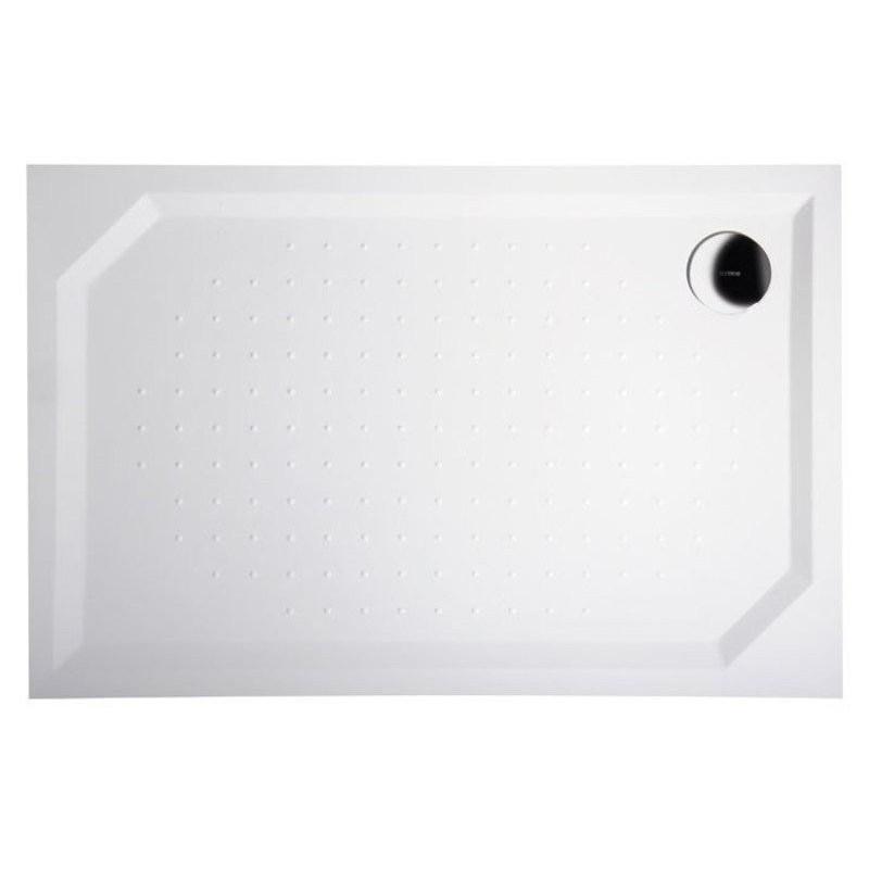 SARA brodzik prysznicowy kompozytowy, prostokąt 120x90x4cm