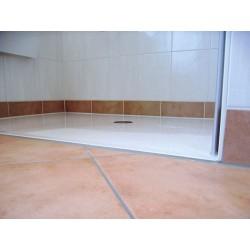 FLEXIA podłoga z konglomeratu z możliwością wybrania rozmiaru 170x75x3,5cm