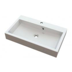 ORINOKO umywalka 70x42cm, kompozyt