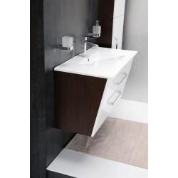 KALI szafka umywalkowa 89x50x45cm, biała