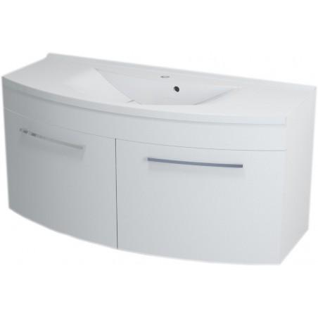 JULIE szafka umywalkowa 150x60x50cm, biała