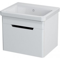 ELLA szafka umywalkowa 46,5x39x38,5cm, biała