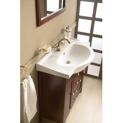 GALANTA ORCHIDEA szafka umywalkowa 80x92x33cm, drzewo