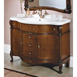 GIGLIO 110-P szafka z umywalką, szer. 110cm, noce