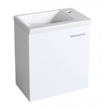 ZOJA szafka umywalkowa 44x50x25cm, biała