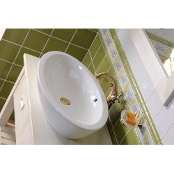 BRAND szafka umywalkowa 130x73x50cm, starobiała