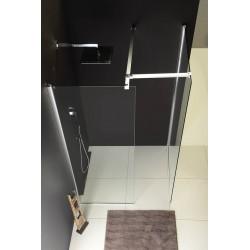 MODULAR SHOWER jednoczęściowa ścianka do montażu do ściany, 1500 mm
