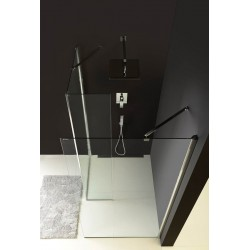 MODULAR SHOWER ścianka do montażu dodatkowego panela, 1100 mm