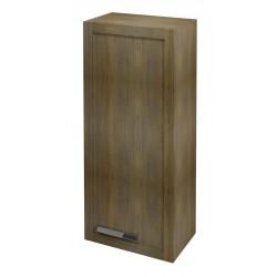 LARITA szafka niska 40x90x25cm, lewa-prawa, dąb graphite